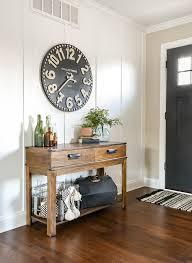 12 stylish oversized wall clocks