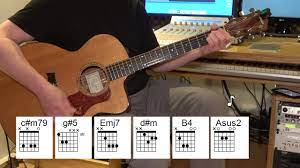Pardon Me - Acoustic Guitar - Incubus - Chords - YouTube
