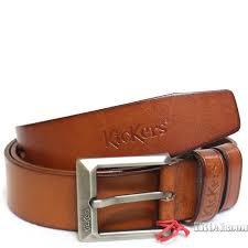 kickers men s casual leather belt ic85888 ironroom