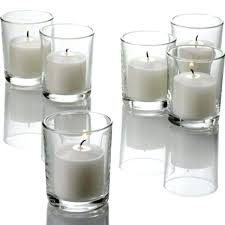 tea light candle holders mini tapered cylinder shot glass tealight votive candle holders tealight candle holders
