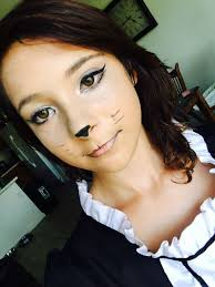 tutorial you white rabbit makeup more zom bunny