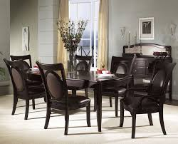 dark wood dining room set cool with image of dark wood property new within awesome dining table chairs