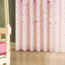 Cute Baby Girl Nursery Curtains Beaded Lace(No Valance)