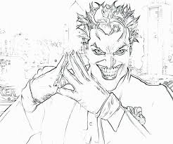 Joker Coloring Pages Beautiful Dc Ics Coloring Pages New Lego Batman