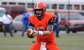 Trevor Hoskins Football Upike Athletics