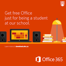 Ubc Graphic Design Program Office 365 Software Available For Active Ubc Students Ubc