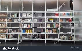 Bangkok Design Center Bangkok Thailand Nov 18 2017 Books Education Interiors