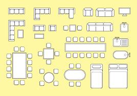 floor plan with furniture. Floorplan Furniture Vector - Download Free Art, Stock Graphics \u0026 Images Floor Plan With
