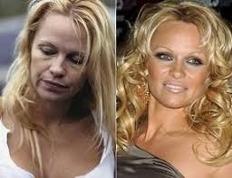 celebrities without makeup which one is greater surprise or madonna