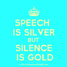 is silver silence is golden essay speech is silver silence is golden essay