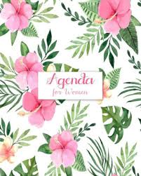 Agenda For Women Weekly Planner Monthly Planner Daily Weekly Monthly Calendar Planner Academic Planner Happy Planner 2018 2019 Weekly Monthly Planner