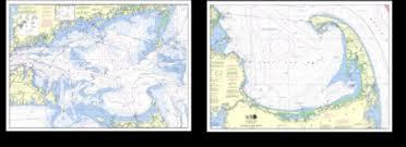 Cape Cod Boating Charts