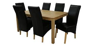 dining table png. dining room table sets leather chairs png