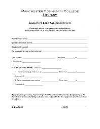 Free Loan Agreement Free Hardware Loan Agreement Template 54