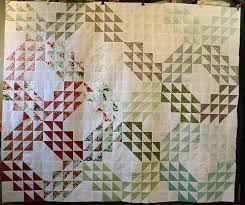 she can quilt: Decipher Your Quilt - putting the blocks together & Ocean Waves - top Adamdwight.com