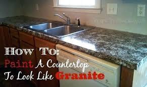 laminate countertops that look like granite paint for that looks laminate countertops that look like granite