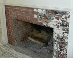 tile over brick fireplace fresh tile over brick fireplace how to install a fireplace surround using