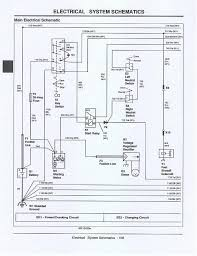 jd quick trac 647 wiring diagram lawnsite John Deere Gator Wiring Schematic maybe this will help i'm putting the diagram up in three post you should be able to save these to your computer and print them out for use john deere gator 4x2 wiring schematic