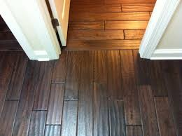 Simple Design Of Hardwood Floor VS Laminate Flooring