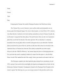 vietnam war essay topics roofing resume vietnam war essay topics