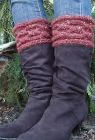 Boot Cuff Pattern Gorgeous Elena Boot Cuffs Knitting Patterns And Crochet Patterns From