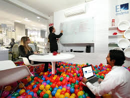 google office fun. What A Fun Office Room Google Funny Facts Fun: L