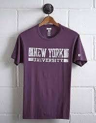 york university hoodie. tailgate men\u0027s nyu t-shirt - free returns york university hoodie