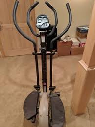 image is loading eclipse 1100 hr a elliptical trainer