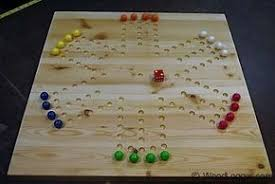 Beautiful Wooden Marble Aggravation Game Board How to make an Aggravation Board Game A do it yourself project 91