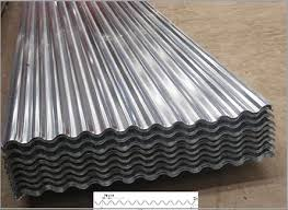 corrugated galvanized sheets are generally termed as g c sheet