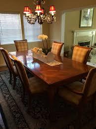 thomasville furniture elysee dining room table and chairs thomasville dining table s