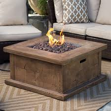 Propane Round Fire Pit Coffee Table Small Making A Outdoor Tabletop  Fireplace Gallery Images Of The
