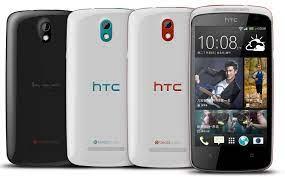 HTC Desire 500 mit BlinkFeed und ...