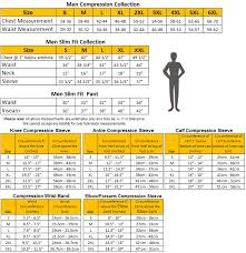 Insta Slim Size Chart