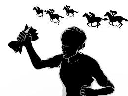 「フリー素材イラスト 競馬」の画像検索結果