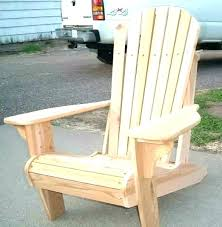 double adirondack chair plans. Frightening Easy Adirondack Chair Double Plans .