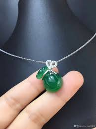 whole boutique jewelry natural chalcedony 925 silver jewelry whole little wallet pendant silver heart necklace pendants for men from one2800
