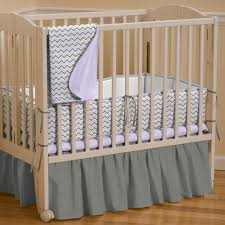 pink and gray elephants mini crib bedding set large 1 glamorous sets