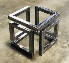 modern table base coffee table infinity