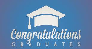 congratulations to graduate congratulations graduates high tech elementary pta