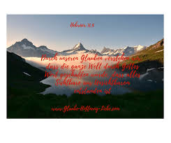 Dankbarkeit Glaube Hoffnung Liebe