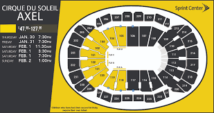 Big Brother Seating Chart Seating Charts Sprint Center