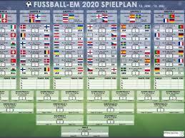 Als europameisterschaft 2021 oder em 2021 bezeichnet man folgende europameisterschaften, die im jahr 2021 stattfinden sollen: Em 2021 Termine Im Uberblick Spielplan Teilnehmer Gruppen Tickets Fussball