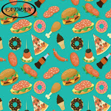 cartoon bread wallpaper. Fine Wallpaper Photo Wallpaper Custom Wallpaper Fun Cartoon Pizza Bread 3D Living Room  Restaurant Hotel High Quality Mural Shop Wallpaperin Wallpapers From Home  For E