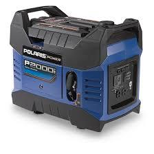 power generators. Polaris Power P2000i Portable Gas Powered Digital Inverter Generator Power Generators