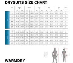 Warmdry Drysuit
