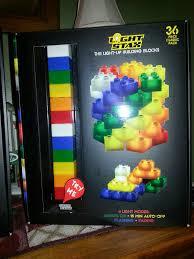 Light Stax 36 Led Block Mega Pack Light Stax 36 Count Toys Games Diecast