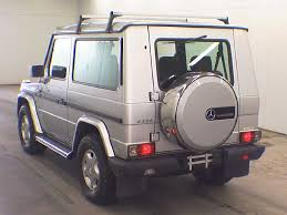 Used MERCEDES BENZ BENZ G-CLASS for sale at Pokal – Japanese Used ...