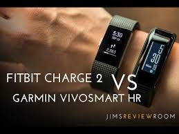 Garmin Vivosmart Hr Sizes Chart Fitbit Charge 2 Vs Garmin Vivosmart Hr Comparison