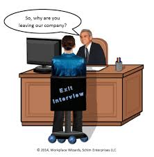 Employee Exit Interview- Workplace Wizards Restaurant Consultants